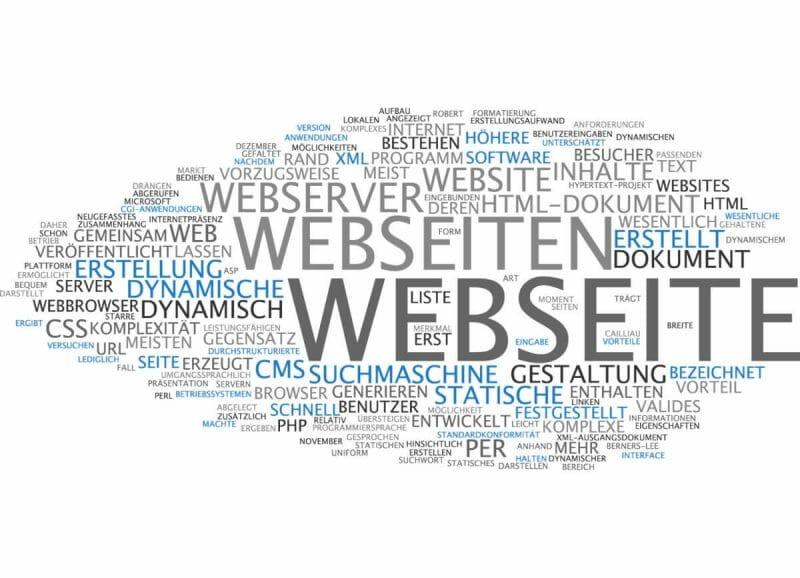 Website-Erstellung Webdesigner München